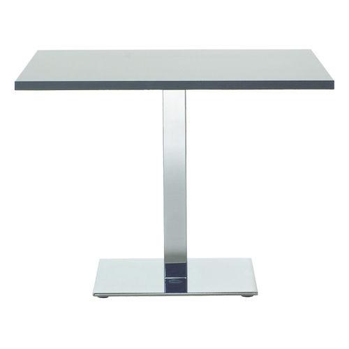 Tavolo da riunione moderno / in metallo / rettangolare 4330 SPARTA BRUNE Sitzmöbel GmbH