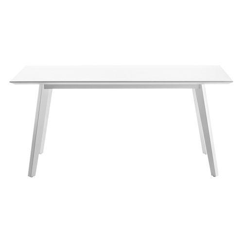 Tavolo moderno / in legno / rettangolare / ovale 4240 TIMBER by Delphin Design BRUNE Sitzmöbel GmbH