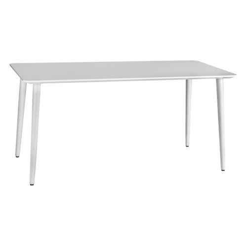 tavolo moderno / in legno / rettangolare / tondo