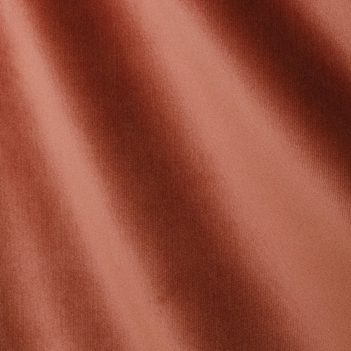 tessuto da tappezzeria / per tende / a tinta unita / in poliestere