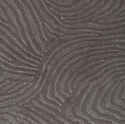 tessuto da tappezzeria / per tende / a righe / in poliestere