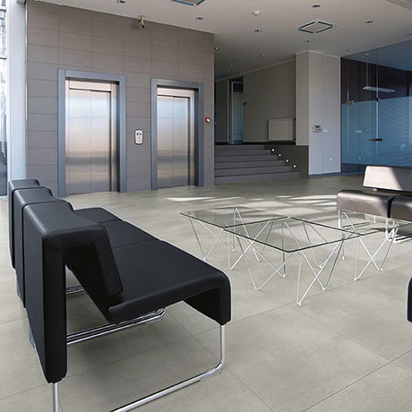 piastrella flessibile da interno / da pavimento / in vinile / naturale