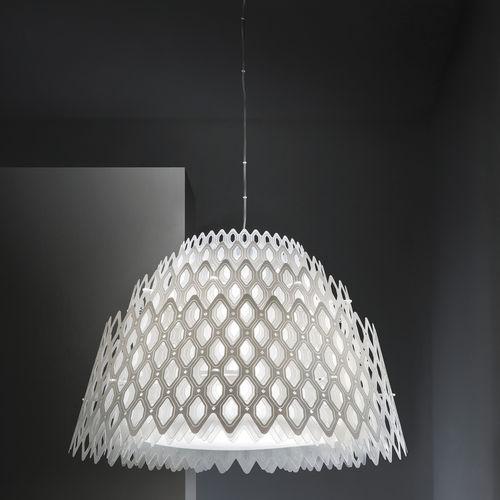 lampada a sospensione / moderna / in Lentiflex® / in Cristalflex®