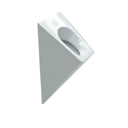 orinatoio da parete / in ceramica