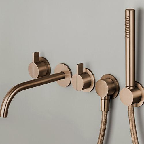 Set doccia da parete / moderno / con doccia a mano / pioggia PB SET24 COCOON