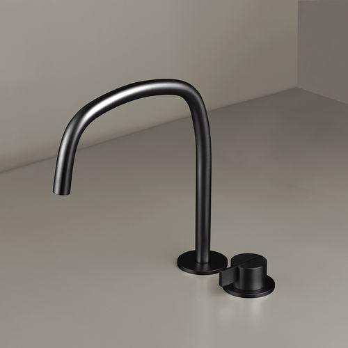 Miscelatore per lavabo / da doccia / da bancone / in metallo cromato PB SET11 COCOON