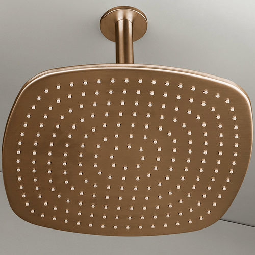 Soffione doccia da soffitto / quadrato / pioggia PB31 COPPER COCOON