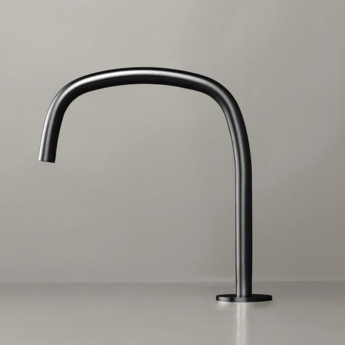 Miscelatore per lavabo / in acciaio inox / in rame / da bagno PB11 COCOON