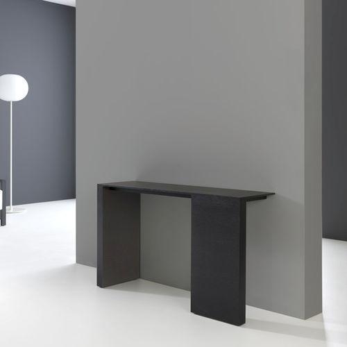 Consolle moderna / in quercia / in ebano / in MDF laccato OROT by Sergio Rochas KENDO MOBILIARIO