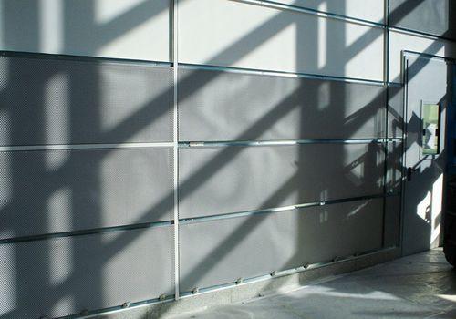 lamiera stirata / in alluminio / in acciaio / per rivestimento di facciata