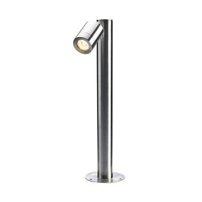 lampioncino da giardino / moderno / in acciaio inossidabile / in vetro