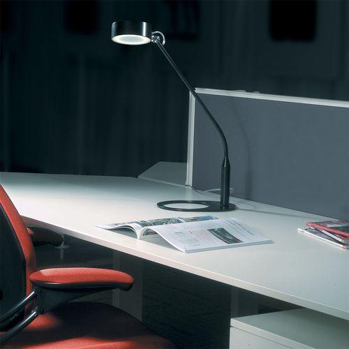 lampada da tavolo / moderna / in metallo / LED