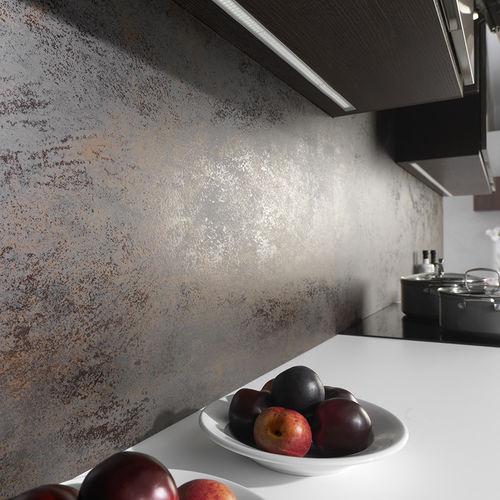 Piastrella da esterno / da pavimento / in gres porcellanato / a rilievo XLIGHT : NOX CORTEN URBATEK by PORCELANOSA Grupo