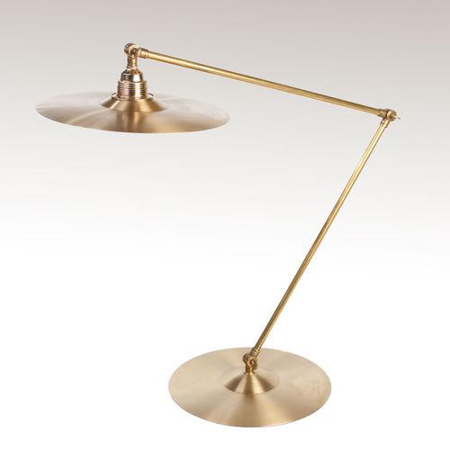 lampada da tavolo / moderna / in ottone / fatta a mano