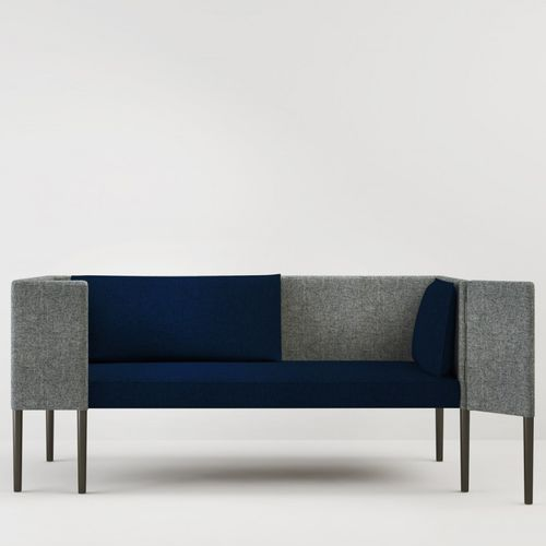 divanetto imbottito moderno - Dar en Art
