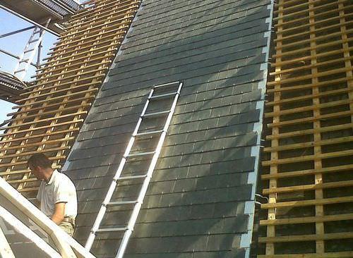 tegola solare termica