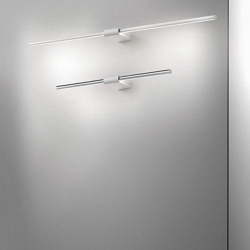 applique moderna / in alluminio / in alluminio laccato / in metacrilato