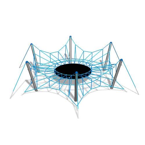 Struttura d'arrampicata con trampolino / per parco giochi 200225 Lappset