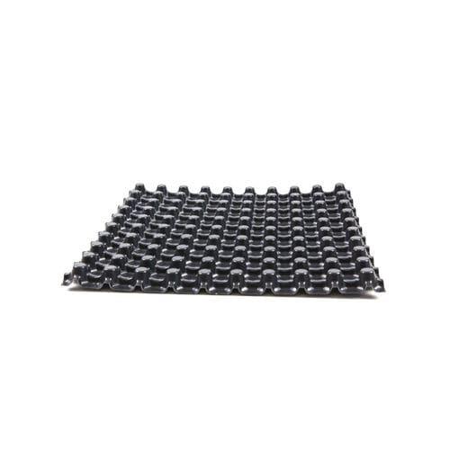 membrana drenante in polietilene ad alta densità HDPE / drenaggio di tetti verdi / di stoccaggio dell'acqua / drenaggi sotto pavimento