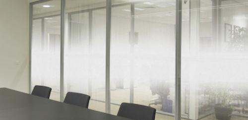 Pellicola decorativa per applicazione su vetro / per facciate / per finestra INT 120 REFLECTIV WINDOW FILMS