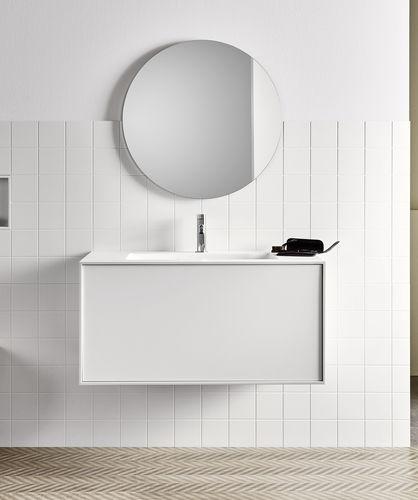 Specchio a muro / moderno / rotondo / da bagno Filolucido Rexa Design
