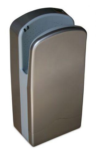 asciugamani elettrico con aria pulsata / da parete / in ABS