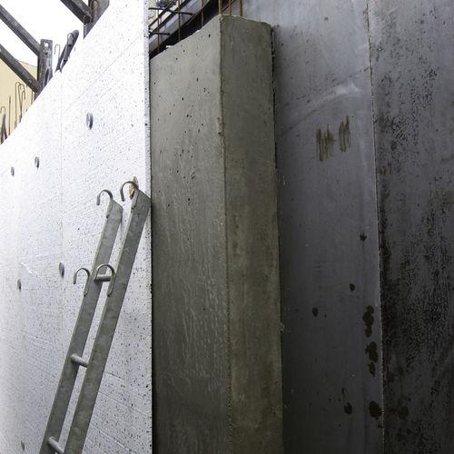 calcestruzzo ad alta resistenza / a presa rapida / per facciata / per opere civili