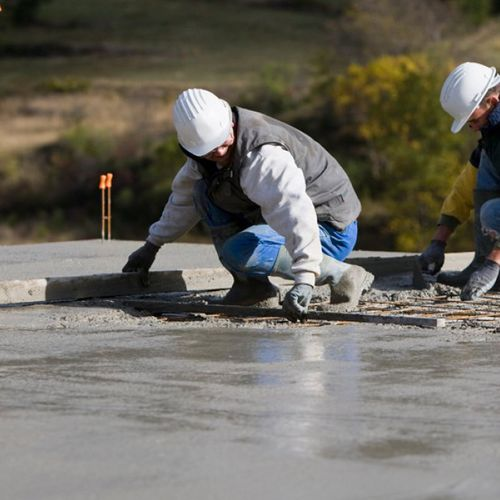 cemento Portland / per cantiere / stradale / per muro di contenimento