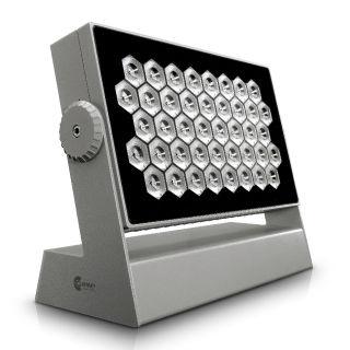proiettore IP65 / a LED RGBW / per spazio pubblico / per edifici pubblici