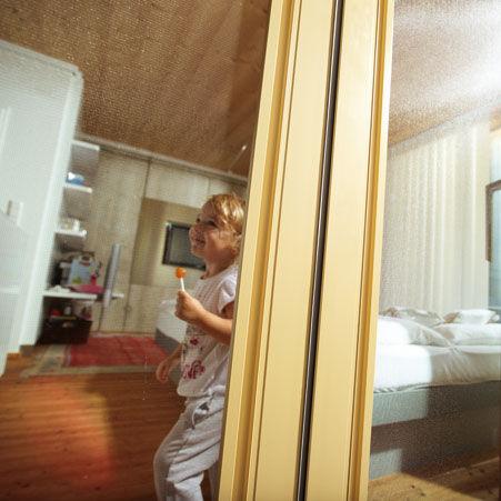 zanzariera scorrevole / per finestra