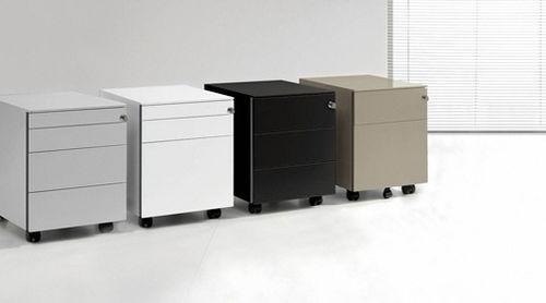 armadio classificatore basso / moderno