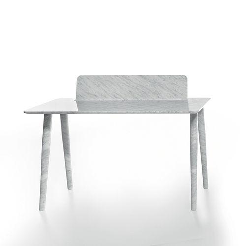 scrivania in marmo / moderna / contract