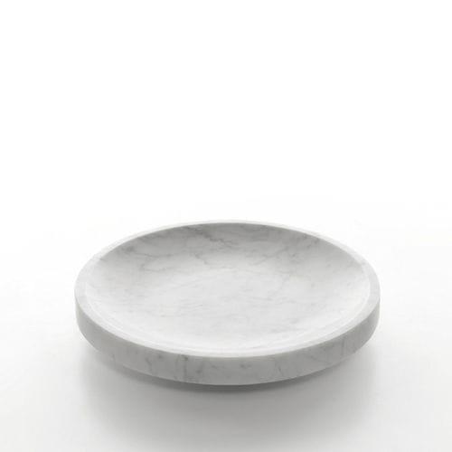 fruttiera in marmo / di James Irvine / per uso domestico / contract