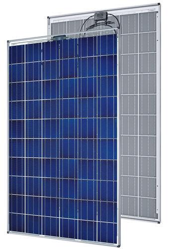 pannello fotovoltaico policristallino / per tetto / con telaio in alluminio