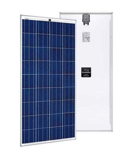 pannello fotovoltaico policristallino / con telaio in alluminio