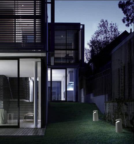 lampioncino da giardino / moderno / in vetro / DurCoral®