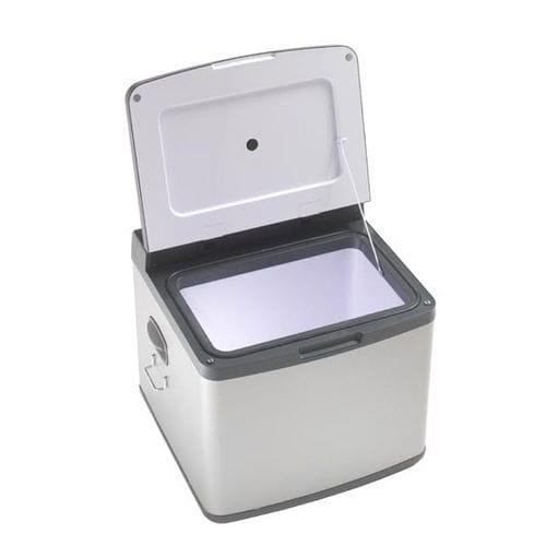 frigorifero combinato portatile / bianco / con congelatore incorporato