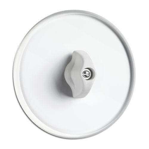 Interruttore rotativo / classico / bianco 100666 THPG Thomas Hoof Produktgesellschaft mbH & Co. KG