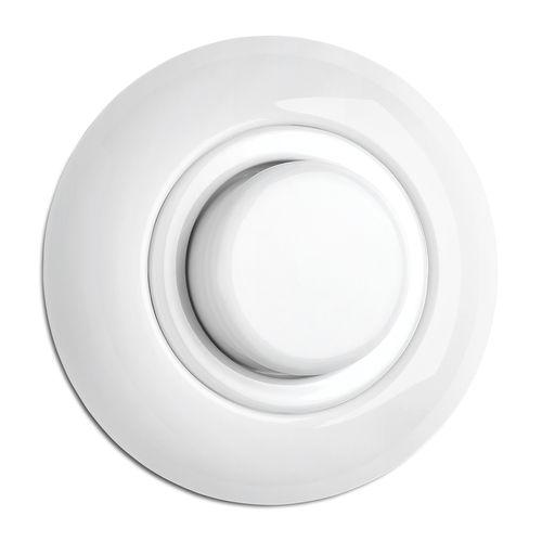 Dimmer per illuminazione / a pulsante rotante / in plastica / in porcellana 173080 THPG Thomas Hoof Produktgesellschaft mbH & Co. KG