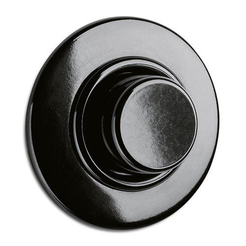 dimmer per illuminazione / a pulsante rotante / in Bakelite® / moderno