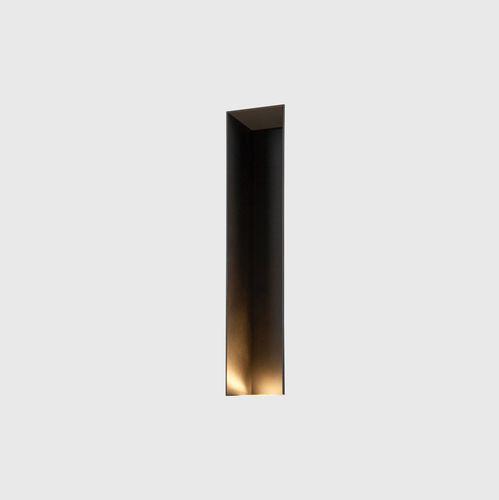 luce da incasso a muro / LED / rettangolare