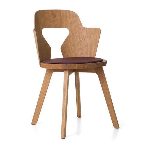 Sedia moderna / in quercia / di Alfredo Häberli STAMMPLATZ Quodes