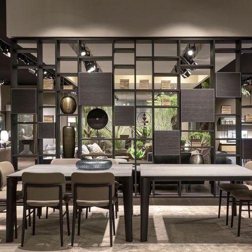 pannello decorativo per mobilio / in ceramica / per esterni / per interni