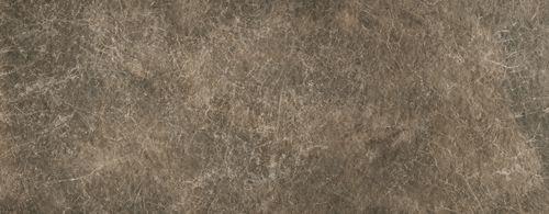 Pavimento in ceramica / professionale / a quadrotte / lucido MARMI: EMPERADOR MARRONE SPAZZOLATO LAMINAM