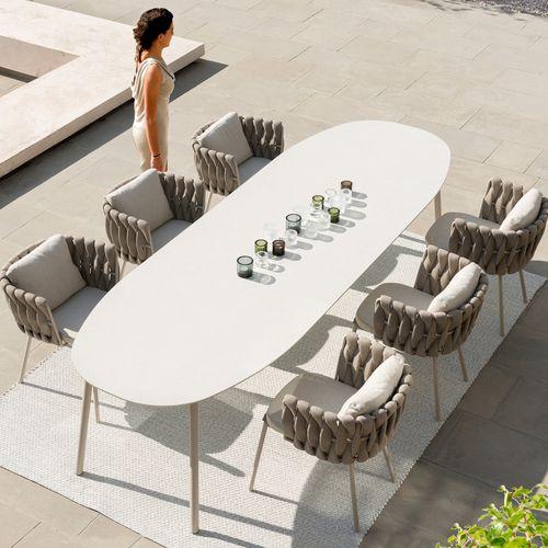 Piano per tavolo in ceramica / resistente al calore / antiabrasione / antimacchia COLLECTION LAMINAM