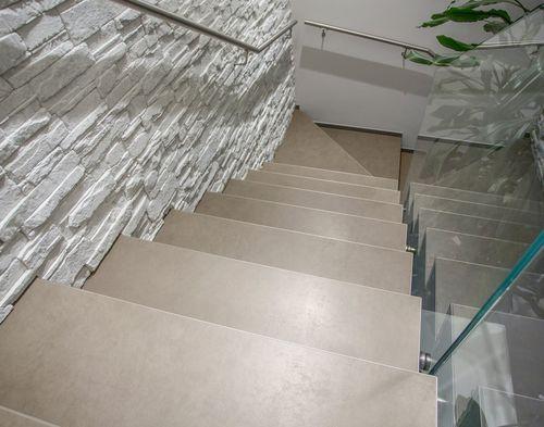 Pavimento in ceramica / industriale / residenziale / a quadrotte FOKOS: RENA LAMINAM