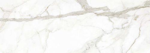 Pavimento in ceramica / residenziale / a quadrotte / lucido MARMI: CALACATTA ORO VENATO LUCIDATO LAMINAM