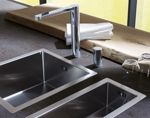 Pannello decorativo per arredamento di interni / per cucina / in ceramica / a effetto dimensionale OXIDE: NERO LAMINAM
