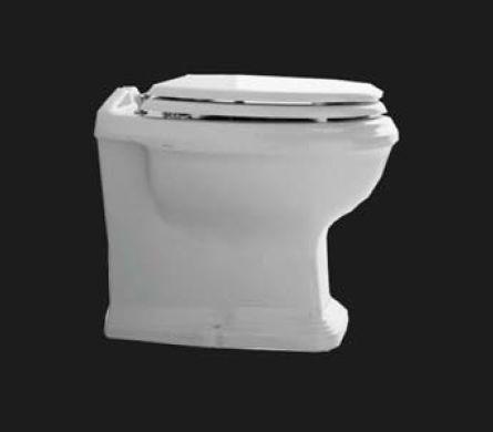 WC da appoggio / in ceramica