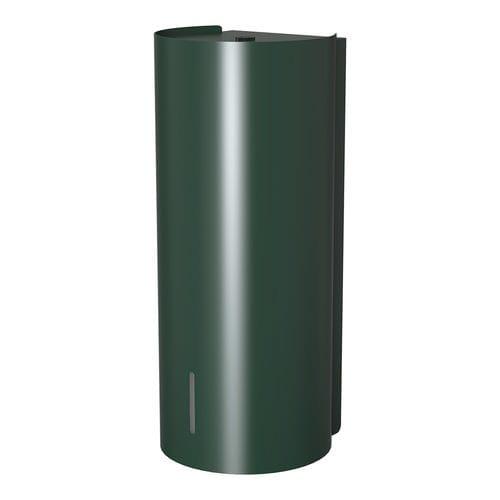 distributore di sapone contract / da parete / in acciaio / elettronico
